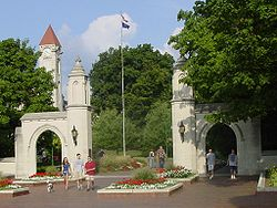 The Sample Gates, I.U.